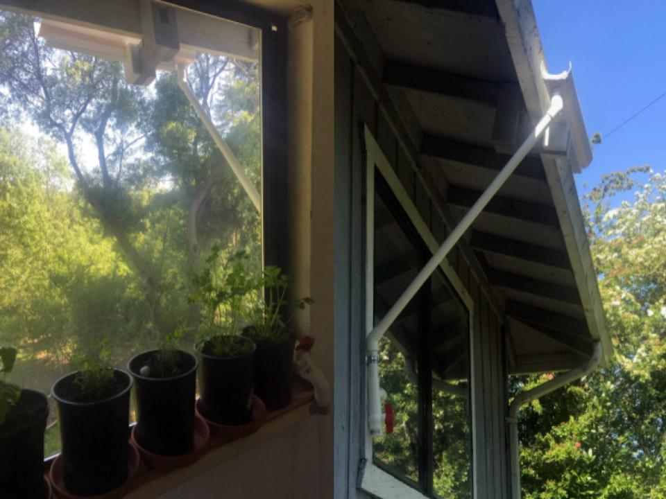 Sustainable Herb Garden From Inside/ Outide