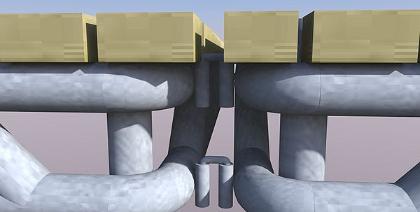 Rendering of linked Relief Platform