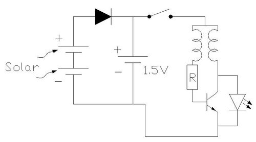 Boosted Wiring Schematic